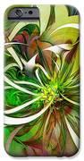 Tendrils 15 IPhone Case by Amanda Moore