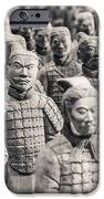 Terracotta Army IPhone Case by Adam Romanowicz
