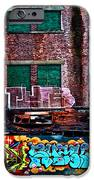 The Art Of The Streets IPhone Case by Karol Livote