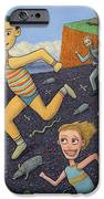 The Finish Line IPhone Case by James W Johnson