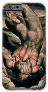 The First Book Of Urizen IPhone Case by William Blake