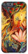 The Golden Griffin IPhone Case by Elena Kotliarker