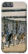 The Horse Armour Tower, Print Made IPhone Case by T. & Pugin, A.C. Rowlandson