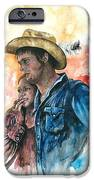 The King And His Queen IPhone Case by Kim Whitton