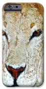 The King IPhone Case by Susan Leggett