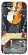 The Last Concert Listen With Music Of The Description Box IPhone Case by Lazaro Hurtado