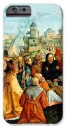 The Legend Of The Holy Cross IPhone Case by Barthel Beham