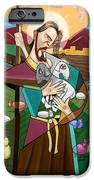 The Lord Is My Shepherd IPhone Case by Anthony Falbo