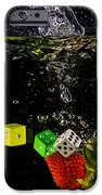 The Lucky 7 Splash IPhone Case by Rene Triay Photography