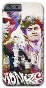 The Monkees IPhone Case by Aged Pixel