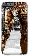 The Mud Hatter  IPhone Case by Steven  Digman