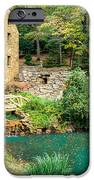 The Old Mill - North Little Rock - Pugh's Mill 1832 IPhone Case by Gregory Ballos