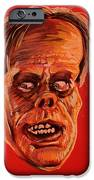 The Phantom Of The Opera IPhone Case by Brent Andrew Doty