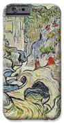 The Ravine Of The Peyroulets IPhone Case by Vincent van Gogh
