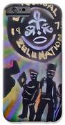 The Universal Zulu Nation IPhone Case by Tony B Conscious