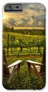 The Vineyard   IPhone Case by Debra and Dave Vanderlaan