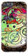 Time Machine 20130606 Square IPhone Case by Wingsdomain Art and Photography