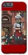 Tommys Italian Kitchen IPhone Case by Victoria De Almeida