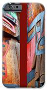 Totem 2 IPhone Case by Theresa Tahara