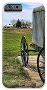 Traditional Amish Buggy IPhone Case by Lee Dos Santos