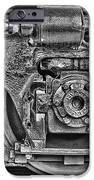 Train Wheel IPhone Case by Cindi Ressler