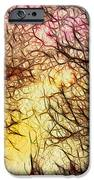 Trees Of The Four Seasons IPhone Case by Kaye Menner