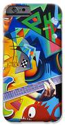 Trey Kandinsky  IPhone Case by Joshua Morton