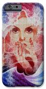 Twiggy IPhone Case by Mo T