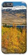 Twin Lakes Colorado Autumn Landscape IPhone Case by James BO  Insogna