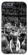 U2-crowd-gp13 IPhone Case by Timothy Bischoff