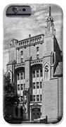University Of Notre Dame Morrissey Hall IPhone Case by University Icons