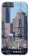 Uss Constitution IPhone Case by Catherine Gagne