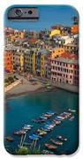 Vernazza Pomeriggio IPhone 6s Case by Inge Johnsson