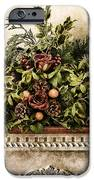 Victorian Christmas IPhone Case by Olivier Le Queinec