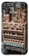 Victorian Workshop IPhone Case by Adrian Evans