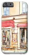Vilnius Windows 3 IPhone Case by Yury Malkov