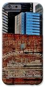 Vintage Ferry Advertisement IPhone Case by Benjamin Yeager