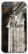 Vintage Notre Dame Details IPhone Case by John Rizzuto