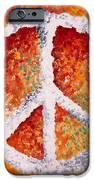 Warm Peace IPhone Case by Michelle Boudreaux