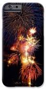 Washington Monument Fireworks 3 IPhone Case by Stuart Litoff