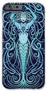 Water Spirit V.2 IPhone Case by Cristina McAllister