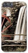 Waterfall At The Mill IPhone Case by Jayne Carney
