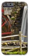 Wayside Grist Mill 4 IPhone Case by Dennis Coates