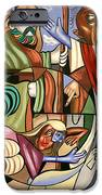 Who Touched Me IPhone Case by Anthony Falbo