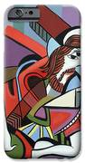 Who Will Take This Cup IPhone Case by Anthony Falbo