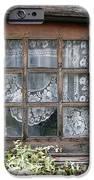 Window At Old Santa Fe IPhone Case by Kurt Van Wagner