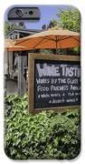 Wine Tasting IPhone Case by Karen Stephenson