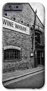 Wine Warehouse IPhone Case by Heather Applegate