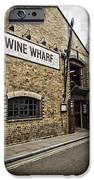 Wine Wharf IPhone Case by Heather Applegate