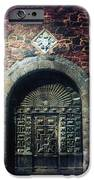 Wooden Gate IPhone Case by Joana Kruse